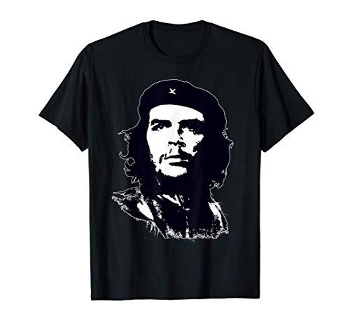 maglia che guevara Che Guevara guerriglia rivoluzione cubana. Maglietta