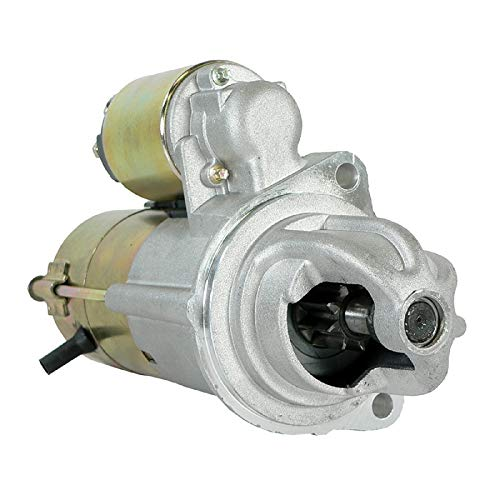 Starter Compatible With/Replacement For 4.6L(281) V8 CADILLAC ALLANTE 93 1993, ELDORADO 93 94 95 96 97 98 02 1993 1994 1995 1996 1997 1998 1999 2000 2001 2002 1.6KW 9T Tooth Count 12V