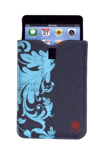 Gaiam Simple Sleeve for iPad Mini - Filigree (30798)