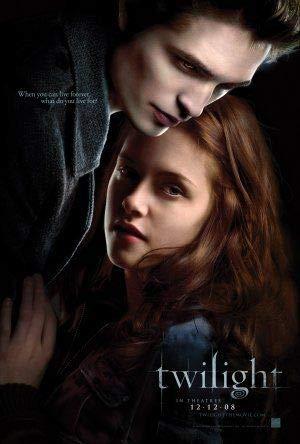 Twilight – Film Poster Plakat Drucken Bild - 30.4 x 43.2cm Größe Grösse Filmplakat Edward Bella