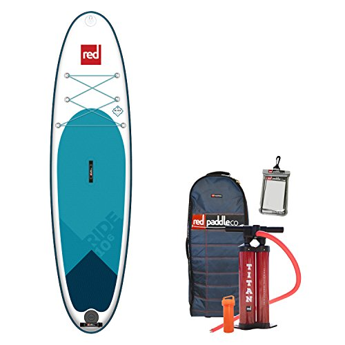 Red Paddle Ride 10'6' MSL Sup Adulte Unisexe, Multicolor, Taille Unique