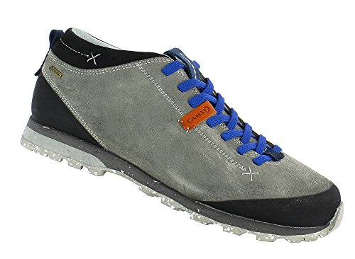 AKU Bellamont Suede GTX - Chaussures - gris Pointures 44,5 2017