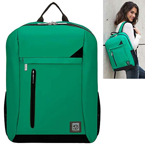 Business Backpack Daypack Organizer Bag for HP 15.6 Inch Laptop Notebook