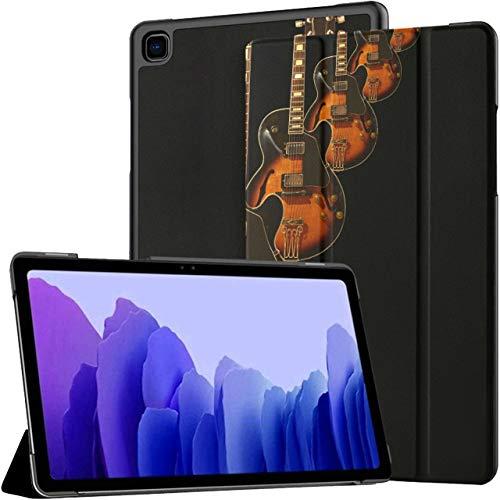 Jazz Guitar Samsung Galaxy Tab A Covers Galaxy Tab A7 10.4 Inch Tablet With Case Tablet With Case With Auto Wake/sleep Fit Galaxy Tab A Case For Galaxy Tab A7 Sm-t500/t505/t507