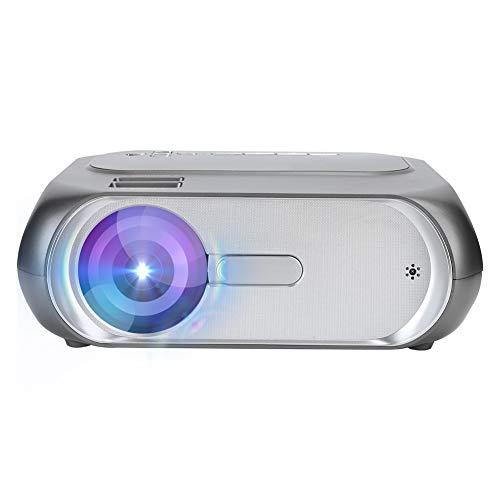 Proyector Mini proyector Mini Proyector, Proyector De Video LCD Portátil HD Portátil Portátil Casa De Casa Sin TV De Pantalla 100-240V 1280 X 720 Pesstandard Versión UK Enchufe
