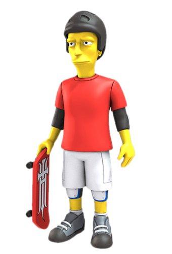 NECA Simpsons 25th Anniversary - Tony Hawk 12,5 cm Action Figure Series 2