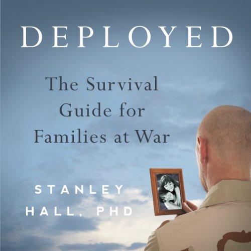 Deployed audiobook cover art