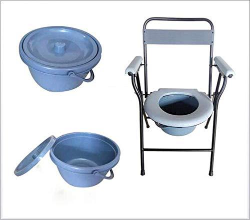 Kommode, tragbarer Stuhl Kommode Ältere Behinderte Schwangere Krankenhaus Krankenhaus Stuhl