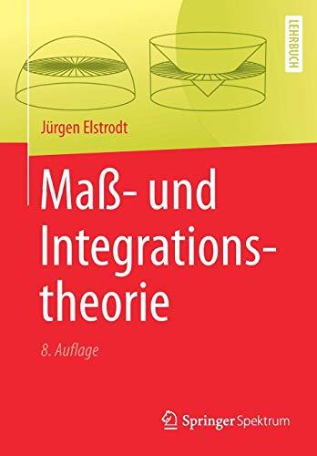 Maß- und Integrationstheorie