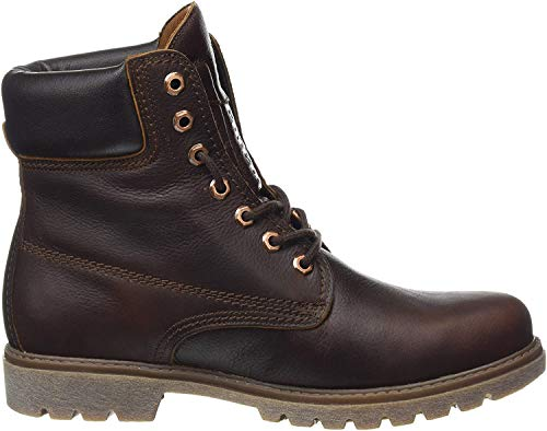 Panama Jack Herren Panama 03 Kurzschaft Stiefel, Braun (Chesnut C52), 43 EU