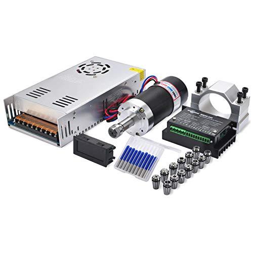 Daedalus CNC Brushless Spindle Motor Kit