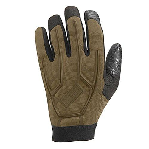 Impact Elite CT Gloves, Coyote, Logo (XXL)