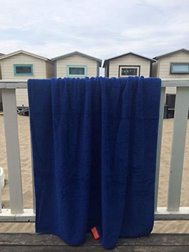 S Telo mare in spugna – 13 colori – Telo da mare 100 x 200 – Grande asciugamano da...