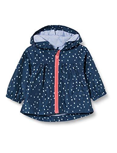ZIPPY Baby-Mädchen Parka para Bebé Niña Ss20 Anorak, Dress Blue 19/4024 Tc, 6/9M