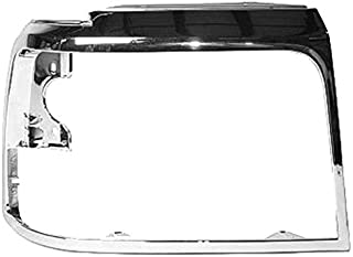Replacement Passenger Side Headlight Bezel Fits Ford F-150