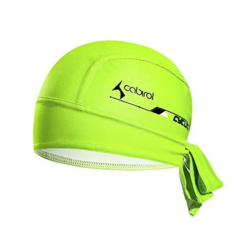 TAPPO CICLISMO multipla colore Testa Sciarpa Bici Bandana Cappello Sport Running