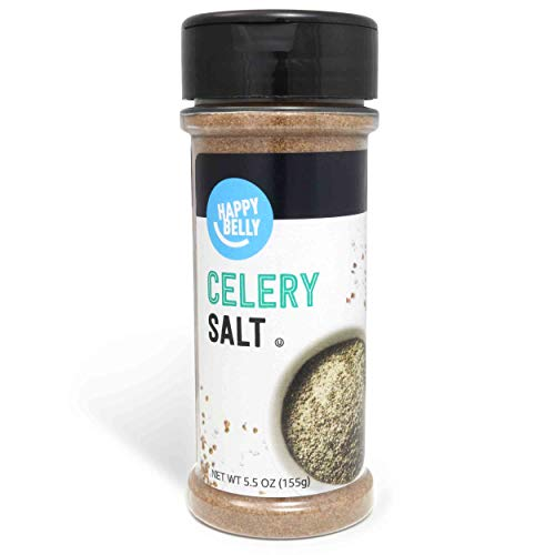 Amazon Brand - Happy Belly Celery Salt, 5.5 Ounces