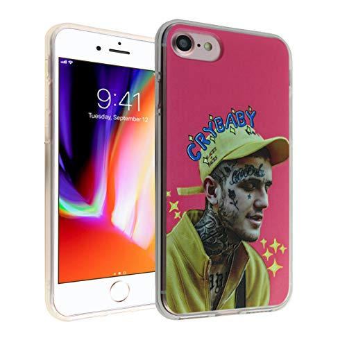 iPhone SE 2020CASEMPIRE Lil Peep TPU Case Shock Proof Never Fade Slim Fit Cover for iPhone SE 2020 Rapper