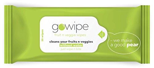 Gowipe Fruit n Veggie Wipes