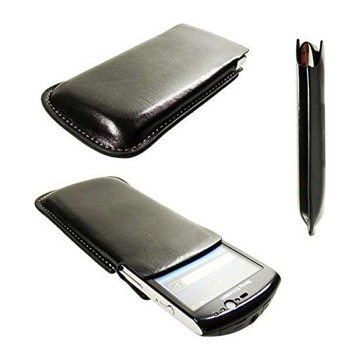 caseroxx Etui für Sony Ericsson Xperia Neo V, Tasche (Etui in schwarz)