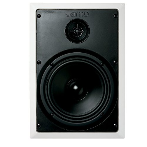 Jamo 660CS 2-Way 6.5 inch In-Wall Speaker (Pair)