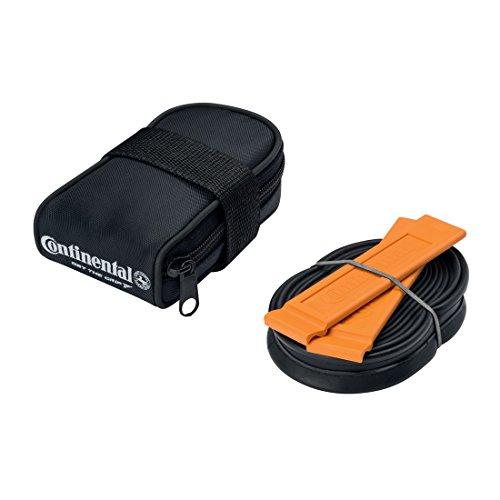 Continental Unisex– Erwachsene Continental-2179505500 Satteltasche, Schwarz, One Size