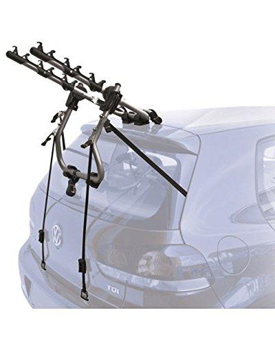 Peruzzo Verona Portabici Universale Posteriore in Alluminio (3 Bici)
