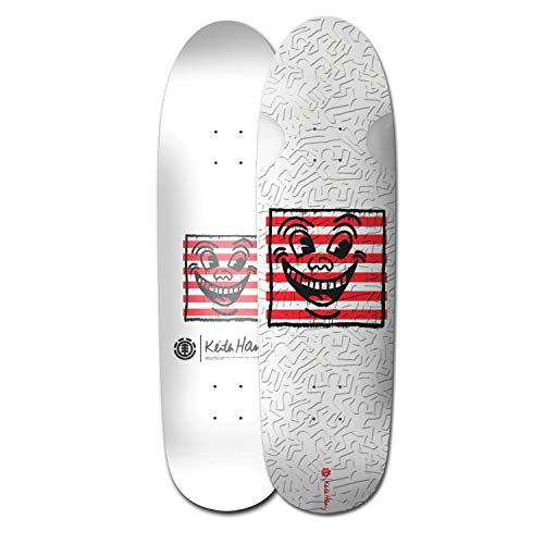 Element Keith Haring 1987 Skateboard Deck,Assorted,31.75