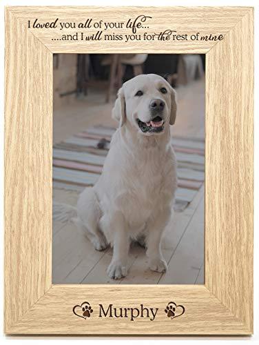 Personalised Dog Photo F