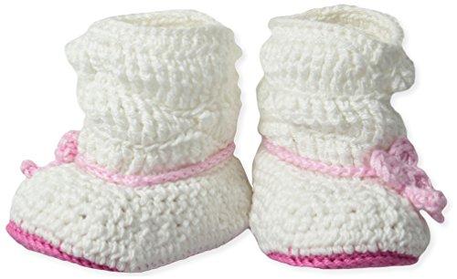 Free Infant Boots Crochet Pattern