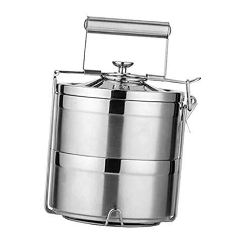 Boca Ancha térmica Food Jar con aislamiento de acero inoxidable Contenedor de...