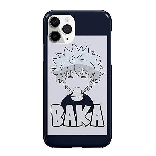 Baka Anime Hunters x Manga_MRZ5680 - Carcasa protectora para Samsung Galaxy S9 (plástico)
