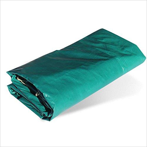 QX pengbu IAIZI Bâche Ignifuge Trois en Tissu Enduit de Fibre de Verre de Tissu de feu de Tissu Ignifuge Anti 450g / m2 (Taille : 4m x 3m)
