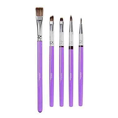 Wilton Cake Decorating Tools, 5-Piece Brush Set