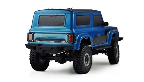 Amewi 22422 blau AMXRock AM18 Scale Crawler Geländewagen 1:18 RTR