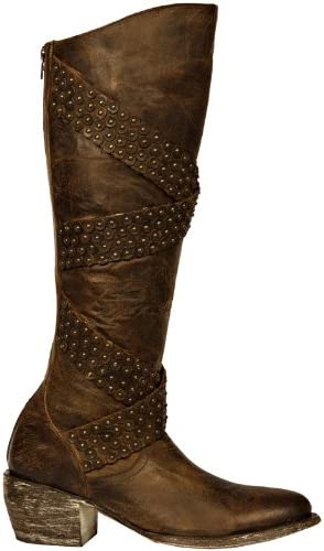 Old Gringo New Buzzy Chocolate 6.5 Womens Boots