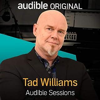 Tad Williams audiobook cover art