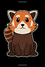 Sketchbook: 109 pages A5 ( 6x9 inch) - Sketch Book - Sketchbook - Framed Pages - Great gift for kids and friends - A great gift idea for the first day of school - Cute funny Red Panda Bear