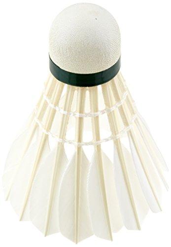 YONEX Aerosensa 50 Volant de Badminton, Blanc