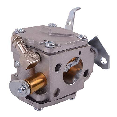 LIQIANG Carburador Karburator compatible para Wacker Stampfer BS500 BS500S BS600 BS600S BS650 BS700 Frosch Carburateur Motosierra Accesorios