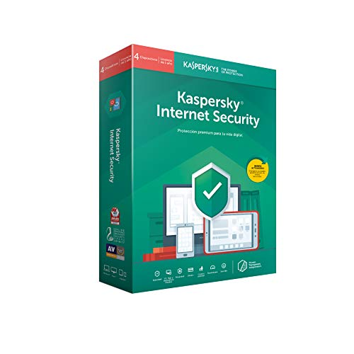 Kaspersky Lab Internet Security 2019 Base license 4 licenza e 1 anno i ESP