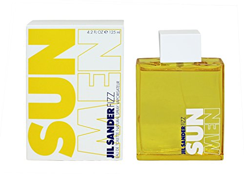 Jil Sander Sun Men Fizz EdT Spray für Ihn 125ml