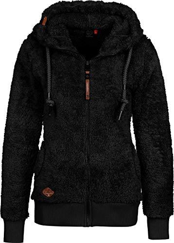 Ragwear VILMA B W hooded zipper