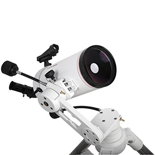 Explore Scientific FL-MC1271900MAZ01 First Light Tube sutov-Cassegrain Telescope with TWI 1, 127mm, White