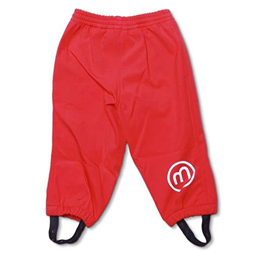 Minyno Softshell Hose für Junge und Mädchen (Koralle, 152)