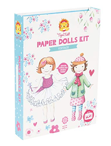 make paper dolls - 4
