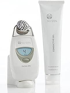 Nu Skin Facial Spa + Conductive Gel