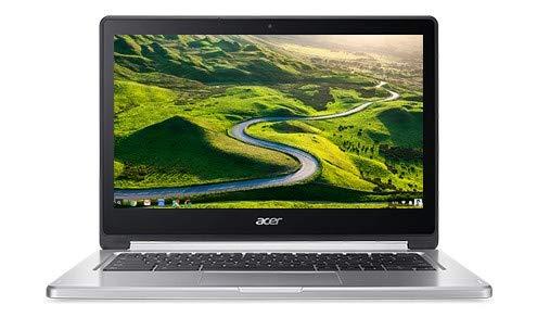 Acer Chromebook R 13 CB5-312T-K467 Silver 33.8 cm (13.3') 1920 x 1080 pixels Touchscreen MediaTek 4 GB LPDDR4-SDRAM 64 GB Flash Wi-Fi 5 (802.11ac) Chrome OS Chromebook R 13 CB5-312T-K467,