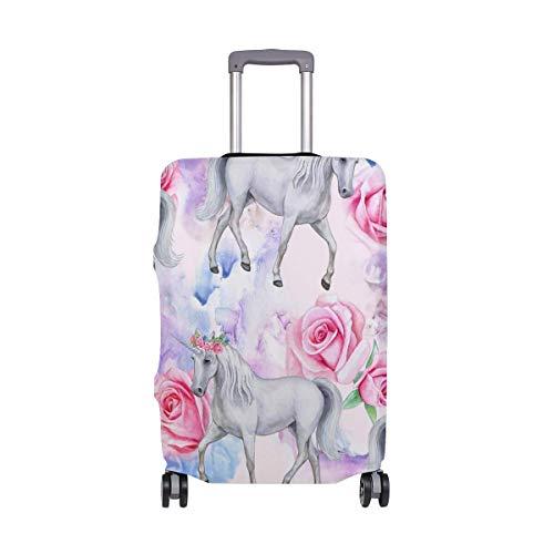 Unicornio Moderno Fairies Magic Rose Floral...