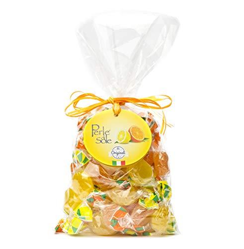 Gelèe-Bonbons mit Zitrone und Orange 500 Gr. - Perle di Sole